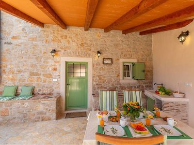 Photo for Authentic charming stone Villa Nonni for an unforgettable vacation