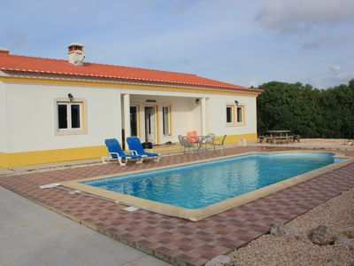 Photo for Ocean Life  is a stunning three bedroomed villa near Aljezur in Portugal