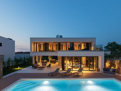 Photo for Modern Villa #1, in Istria, with a Pool