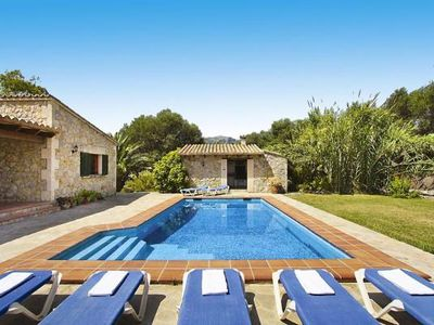 Photo for holiday home, Pollensa  in Mallorca Nord - Ostküste - 6 persons, 4 bedrooms