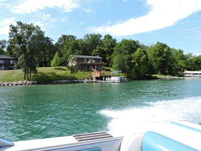 Photo for Beautiful, renovated lake home on pristine Eagle Lake, Otter Tail County  MN!