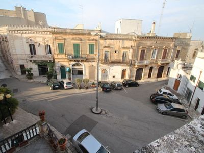 Photo for Apartment in the center of Carovigno with Terrace, Balcony, Washing machine (120001)