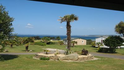 Photo for CHALET 12 ILLIADE PANORAMIC SEA VIEW,