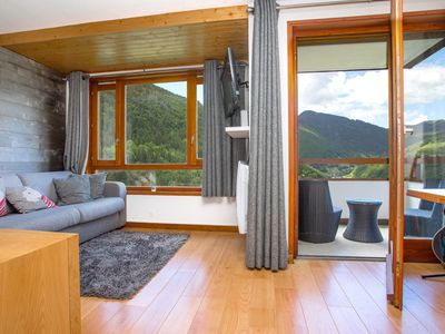 Photo for TER-RIAM-04: Large Studio with beautiful view of the Valley