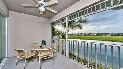 Photo for Lely Resort Condo; Peaceful Lake & Golf Views; Resort Style Pool; Close to Naples Beaches!