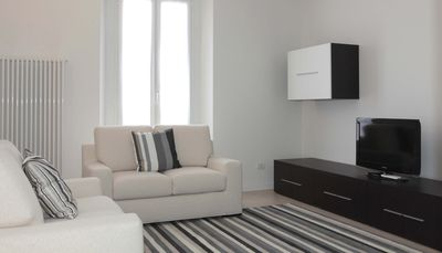 Photo for Isola Garibaldi Modern Apartment Free Wi-fi
