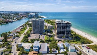 Photo for Beachfront Condo on Sunset Beach with Amazing Views and Great Amenities!