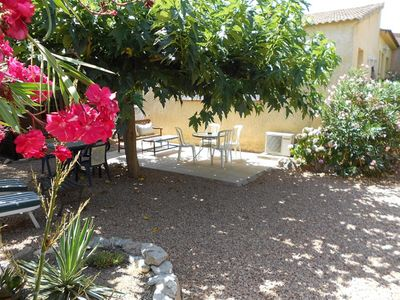 Photo for Villa 2-4 people with private garden in Porto-Vecchio