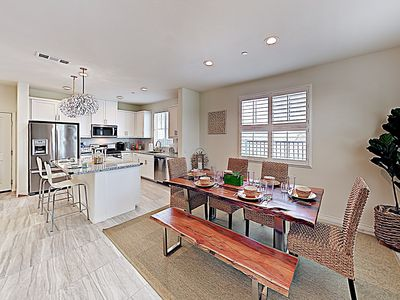 Photo for New Listing! Stunning 1,760 Square Foot Beach Condo w/ Pool & Hot Tub