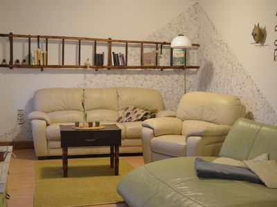 Photo for Feel-Good Apartment * 4 * Garden * MeineCard + * Wi-Fi * Dog allowed *
