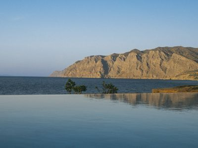 Photo for Stay  Instyle with infinity views to Sea and  Cretan nature