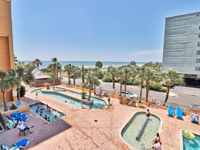 Photo for Feel Like You're in the Islands w/ a View and Pools at Room 307!