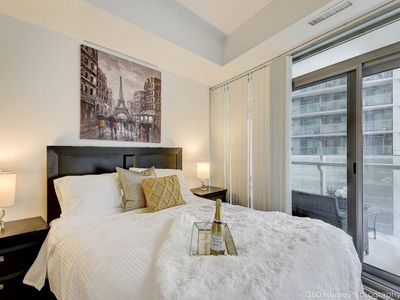 Photo for LUX 2 BR with City View in ❤️ of Dtown w Parking