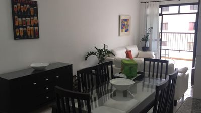 Photo for Apartment with 3 bedrooms, wifi and TV 50 m from Tombo Beach