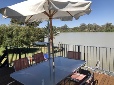 Photo for Full river frontage in heart of Mannum