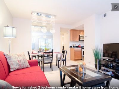 Photo for 5-star ratings!  2 Bedroom Condo - walk to downtown - convenient location!