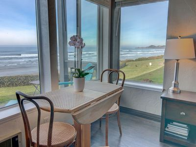 Photo for Modern Ocean Front Studio! Walk to Everything! Dog Friendly!