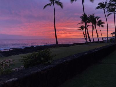 Photo for Exceptional Oceanfront Condo at the Kona Reef Resort