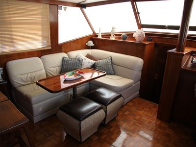 MOTOR YACHT NATHALY Why Stay At A House Stay In our Yacht and