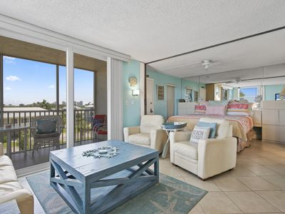 Photo for Ocean View Condo at The Beach and Tennis Club Resort