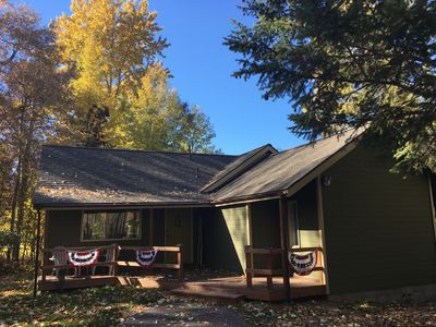 Photo for Spectacular Cabin IN West Glacier, 1 Min from Entrance of Glacier Park, Sleeps 6