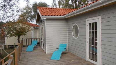 Photo for Relaxing holiday in this beautiful wooden Chalet