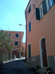 Photo for Accommodation in Laigueglia with parking space
