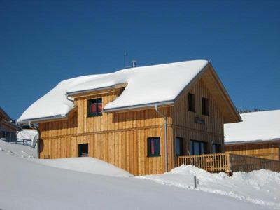 Photo for Luxurious house with sauna, directly by the ski slopes