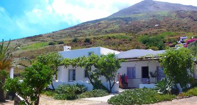 Photo for House Vacation Rental in STROMBOLI (ME)
