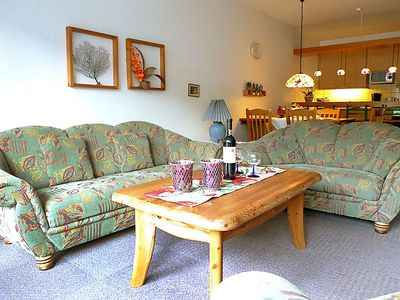 Photo for Vacation home Baltrum in Norddeich - 5 persons, 3 bedrooms