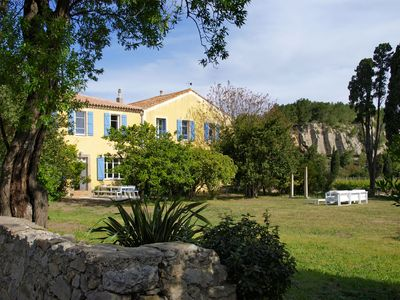 Photo for Beautiful renovated house, sea view and vineyards!