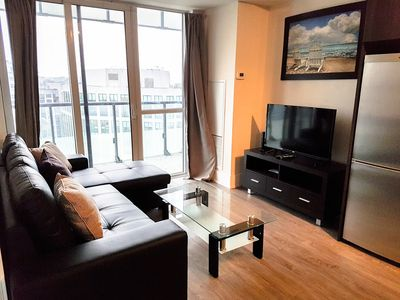Photo for 1 BR VIP Suite across CN Tower & Convention Ctr