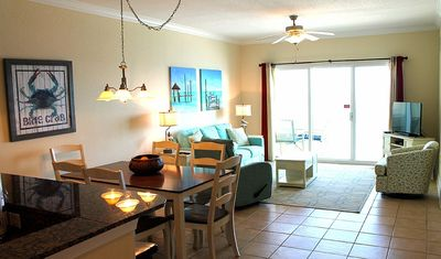 Photo for DIRECT GULF FRONT UNIT, GREAT AMENITIES, CLOSE TO GULF SHORES ACTIVITIES
