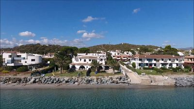 Photo for Villa Mary in Pula: exclusive location with private beach access