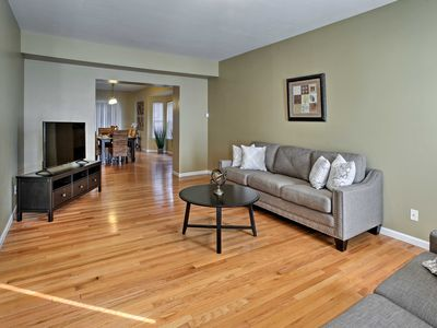 Photo for Luxe St. Louis Home in Central West End By SLU, WU