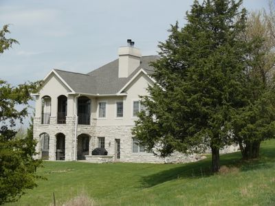 Photo for Luxurious Galena Territory 5 Bedroom home, Hot Tub, Wi-Fi