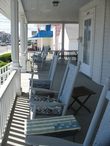 Photo for Best Family Friendly Porch In The Wildwoods, A Few Blocks To Beach