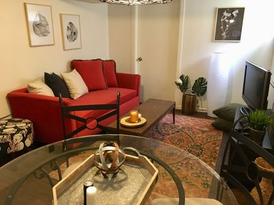 Photo for Cute & Clean Basement Suite in Hip Waldo Area