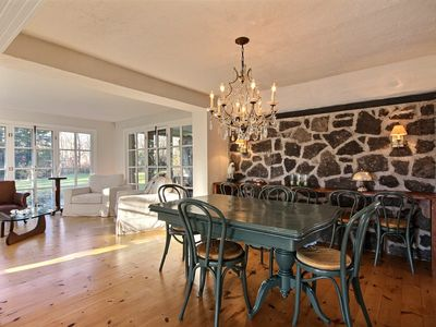 Photo for Elegant Farmhouse/Chalet - Mont Sainte Anne - Le Massif
