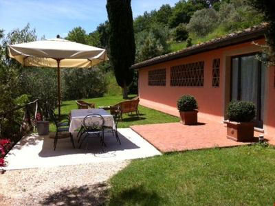 Photo for CHARMING APARTMENT near San Gimignano with Pool & Wifi. **Up to $-487 USD off - limited time** We respond 24/7