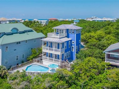 Photo for Perrywinkle Palms - Crystal Beach! Kokomo Cove! Heated Private Pool! Lake Front!