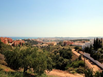 Photo for Wonderful Holiday Apartment in Fuengirola with great views
