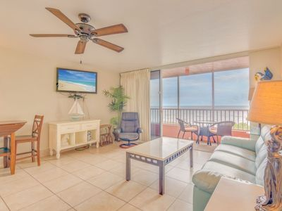Photo for Gulf Front One Bedroom on Fort Myers Beach/ Estero Island- Unit 102