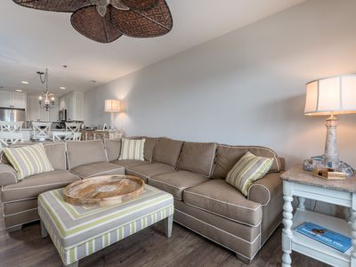 Photo for Updated North OC Condo - Canal Views, Pools & Short Walk to the Beach!