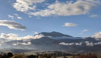 Photo for Kiewa Valley and Mount Bogong Views!!!