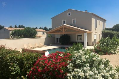 Mas des Chênes: Villa for 13 persons with private, secured pool