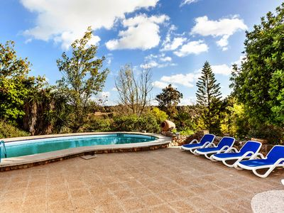 Photo for In a rural location with pool wifi and air condition - Villa Son Mulet