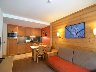 Photo for 40 sqm apartment in the Forum, Courchevel 1850
