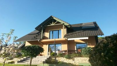 Photo for Persons 4 + 1, very family friendly, children <2 y. 0 €, 2-4y. 5 € / night, in the Erzgebirge