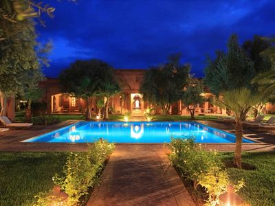 Photo for Jame's Exotic 6 Bedroom Villa In Morocco